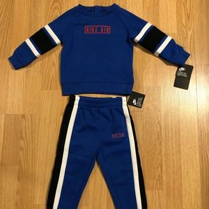 """New """"Nike"""" 2pc. Set size 18 months"""